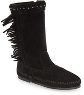 Minnetonka Women's 'Luna' Fringe Boot