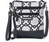 Stone & Co. Leather 3-Bagger Convertible Crossbody Bag