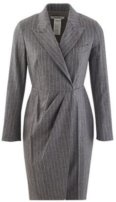 Max Mara Crine wool dress