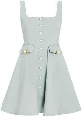 Alexis Nena Sleeveless Button Front Dress