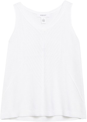 Workshop For The Republic Sweater Tank Top