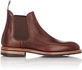 """Crockett Jones Crockett & Jones Men's """"Chelsea 5"""" Chelsea Boots-BROWN"""