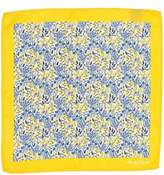 Hardy Amies Floral Pocket Square