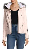 Spyder Women's Posh Fur Hood Jacket