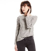 Levi's Women's Sailor Striped Tee