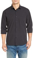 Billy Reid John T Standard Fit Dot Sport Shirt