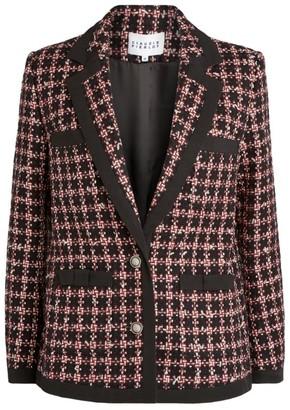 Claudie Pierlot Tweed Blazer