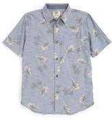 Vans Boy's Salado Woven Shirt