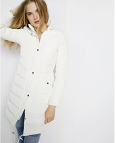Express long down filled coat