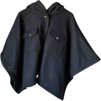 Vionnet Black Wool Jackets