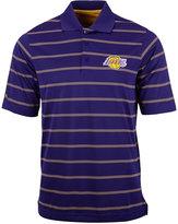 Antigua Men's Los Angeles Lakers Deluxe Polo