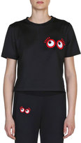 Googli Eye T-Shirt, Black