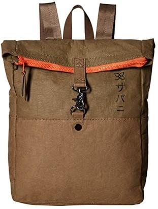 Sherpani Nau (Olive/Brown) Handbags