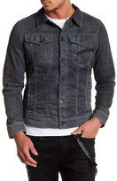 G Star 3301 3D Slim Studs Denim Jacket