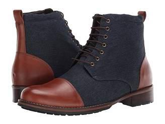 Massimo Matteo Two-Tone Boot