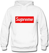 Supreme Logo Red Box Hoodies Mens Hoodies Sweatshirts Pullover Tops For Supreme Logo Red Box