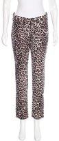 Rag & Bone Boyfriend Leopard Print Jean w/ Tags
