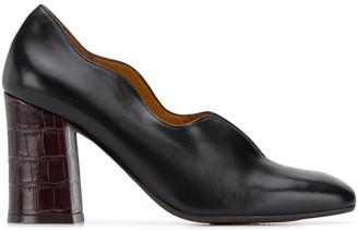 Chie Mihara Rance chunky-heel pumps