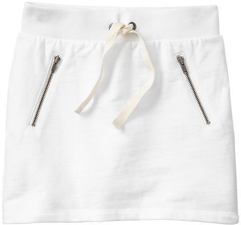 Gap Zip sweatshirt skirt