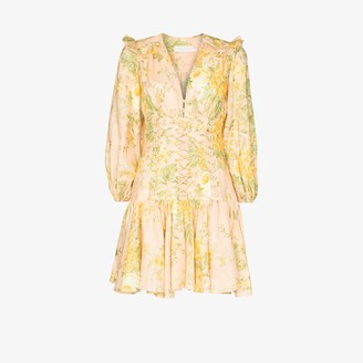 Zimmermann Amelie floral-print dress