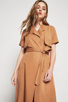 BCBGeneration Belted Trench Vest