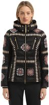 Bogner Elena Embroidered Down Jacket