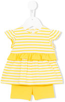 Il Gufo striped dress set