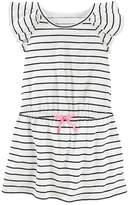 Osh Kosh Oshkosh Bgosh Girls 4-8 Striped Raglan Tunic