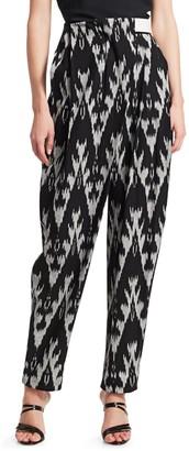 Rachel Comey Furl Ikat Belted Pants