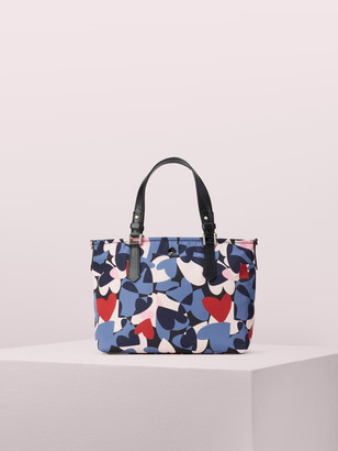 Kate Spade Taylor Heart Party Small Crossbody Tote