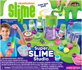 Nickelodeon Cra-Z-Slime Ultimate Slime Making Lab