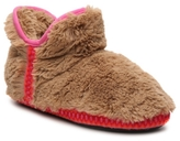 Dearfoams Pile Bootie Slipper