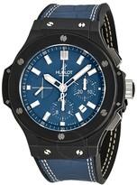 Hublot Big Bang Jeans Denim Blue Men's Watch