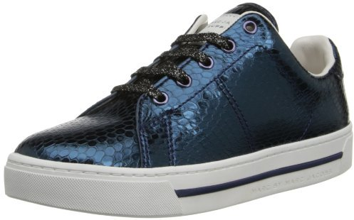 Marc by Marc Jacobs Women's Snake and Glitter Fashion Sneaker