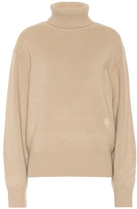Chloã© Cashmere turtleneck sweater