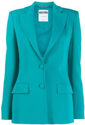 Moschino single-breasted blazer