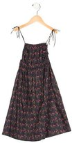 Makie Girls' Printed A-Line Dress