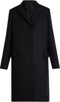 The Row Amudi notch-lapel coat