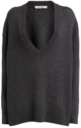 The Row Cashmere Baudelia Sweater