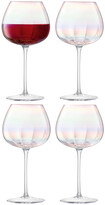 LSA International Pearl Red Wine Glass