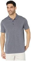 Puma Rotation Stripe Polo (Peacoat) Men's Clothing