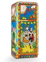 Smeg Dolce Gabbana x Taratatà Refrigerator