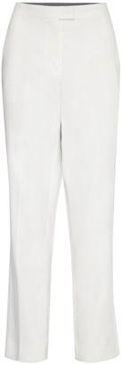 Gerard Darel Straight-leg Stretch Cotton Pants