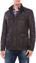 Lucky Brand Quilted 4-Pocket Jacket