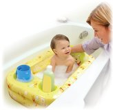 Ginsey Disney Inflatable Bathtub, Winnie the Pooh (Discontinued by Manufacturer) by Disney