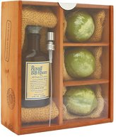 Royall Fragrances Royall Bay Rhum by for Men 4 Piece Set Includes: 4.0 oz All Purpose Lotion + 3 Royall Lyme Soap Bars