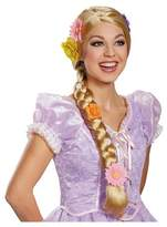 Disguise Rapunzel Prestige Adult Costume Wig Golden - One Size Fits Most