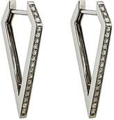 Eva Fehren Women's Dagger Hoop Earrings