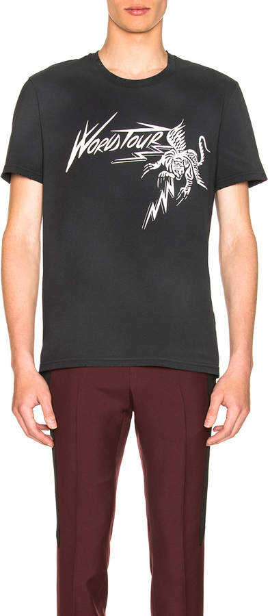 Givenchy World Tour Tee