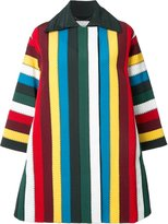 Mary Katrantzou Spencer coat - women - Viscose - S